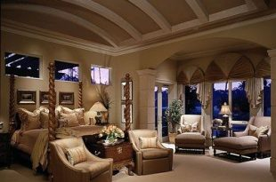 Gallery of Homes | Dream master bedroom, Beautiful bedrooms master .