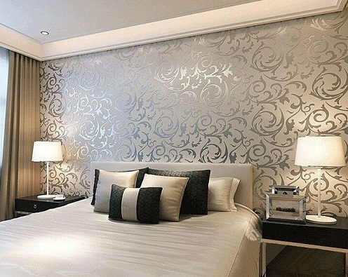 15 Latest Bedroom Wall Designs With Photos In 20