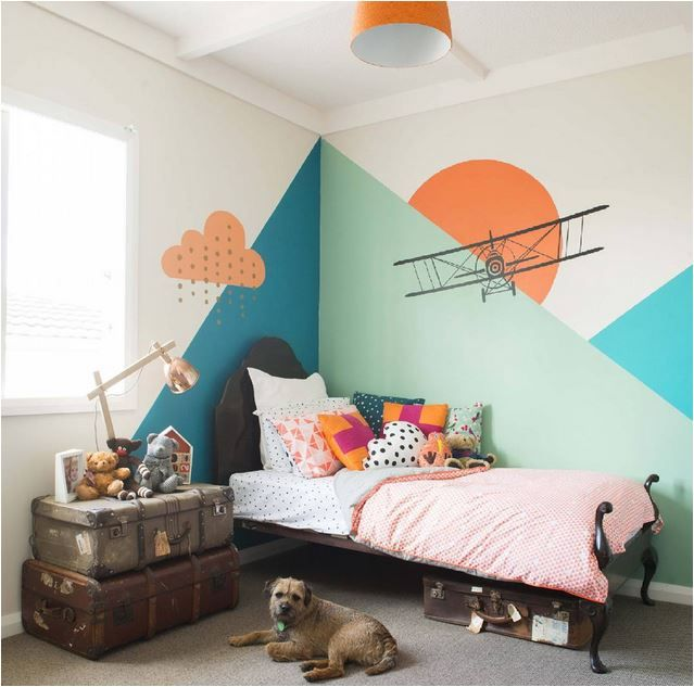 the boo and the boy: kids' rooms on instagram | Kinderkamer .