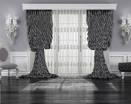 50 Latest & Best Curtain Designs With Pictures - Trending In 2020 .