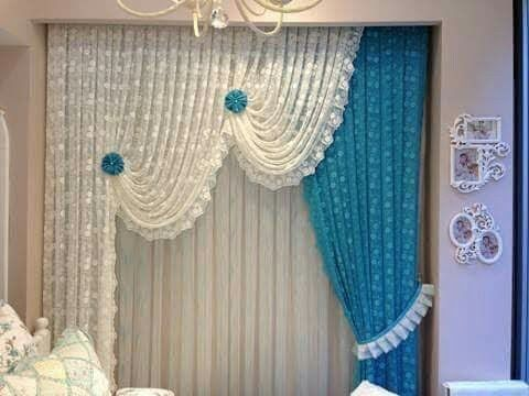 Make Your House Look Beautiful With Amazing Curtains Design .
