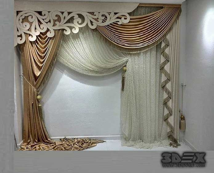 Best curtain designs for bedrooms, curtains ideas and colors 20