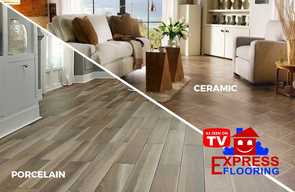Porcelain Tiles Vs Ceramic Tiles [Advantages and Disadvantage