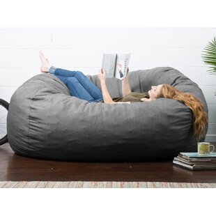Leather Bean Bag Couch | Wayfa