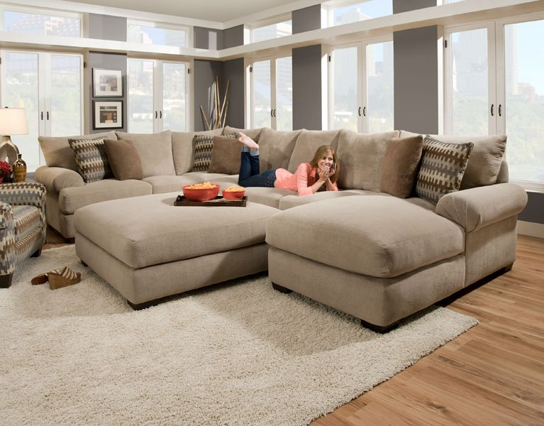 Buy large sectional sofas perfect for your large living room .