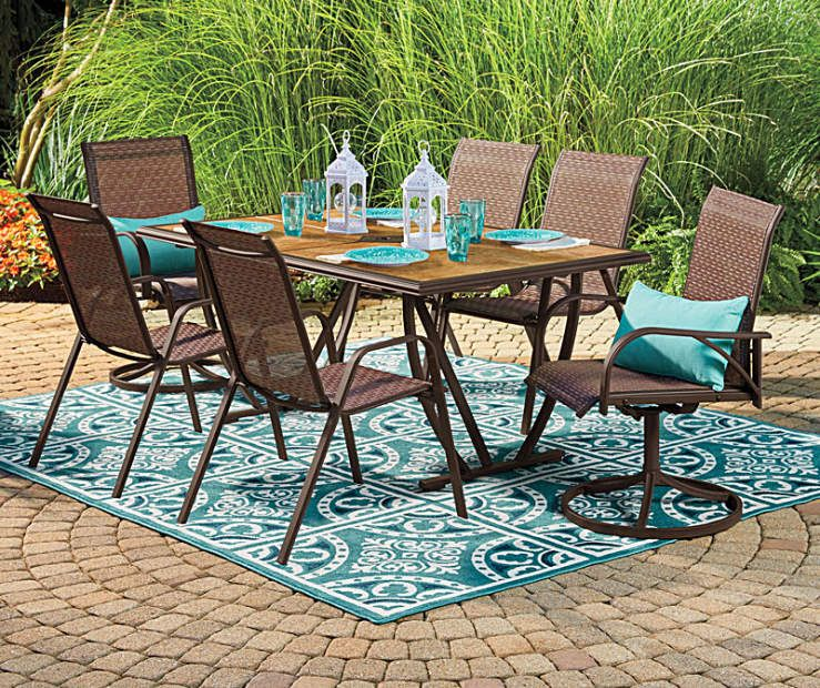 I found a Wilson & Fisher Ashford Patio Furniture Collection at .