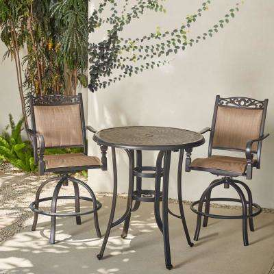 Royal Garden - Counter Height - Bistro Sets - Patio Dining .