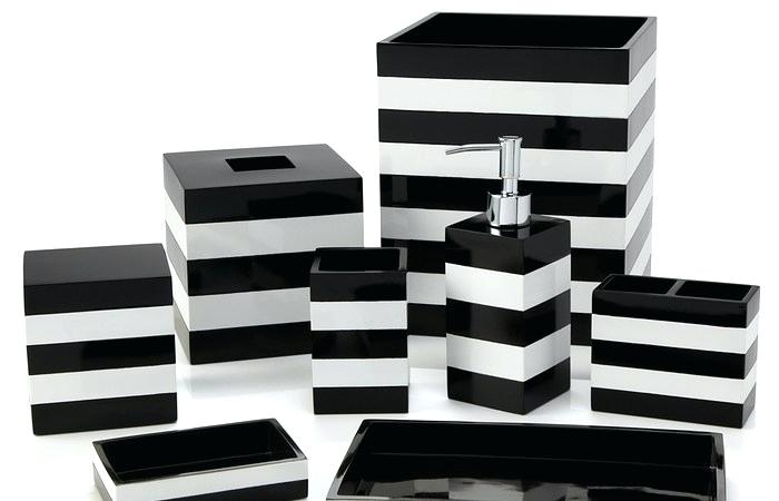 black and white chevron bathroom accessories – elklake4sale.in