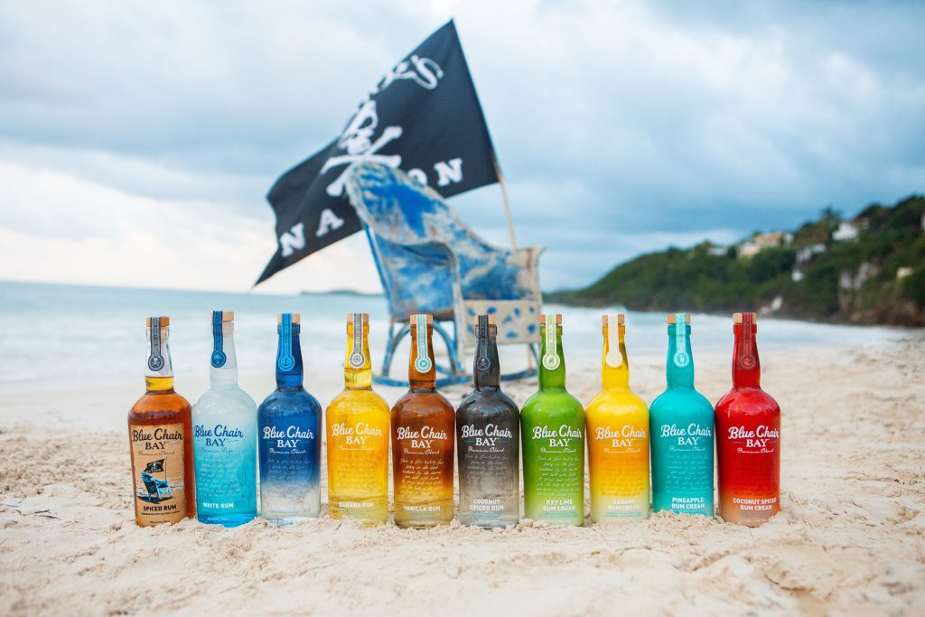 Let Kenny Chesney's Blue Chair Bay Rum Take You on a Trip to the .