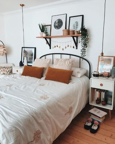 25 Cozy Bohemian Bedroom Ideas for Your First Apartment | Bedroom .