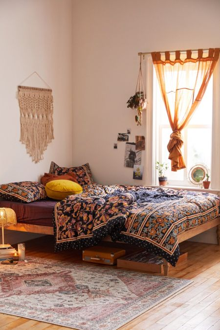 Bohemian Bedroom: Bedding, Furniture + Decor | Urban Outfitte