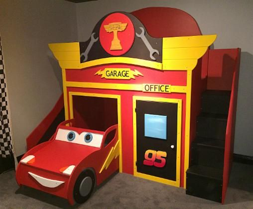 BOYS BEDS - UNIQUE CUSTOM KIDS THEME PLAYHOUSE BEDS - BEST PRICES .