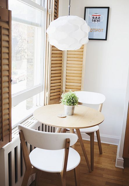 Here are seven small breakfast nook layout ideas that will .