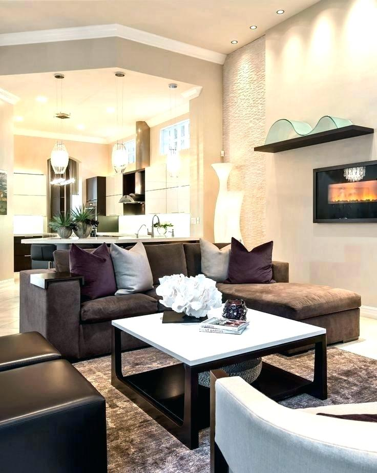chocolate brown sofa living room ideas – anytimefacelift.c