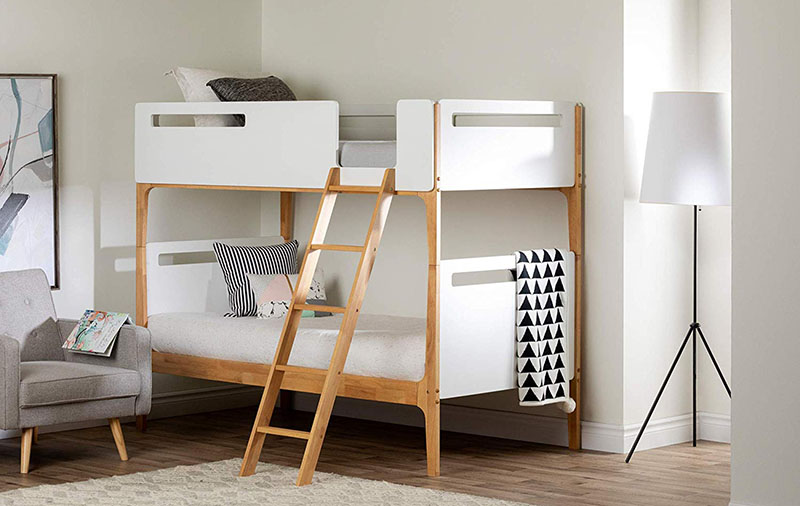 9 Gorgeous Minimalist Bunk Beds for Your Home - Minimal Dai