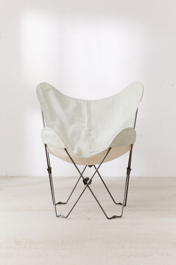 4040 Locust Leather Butterfly Chair Cover | Urban Outfitte