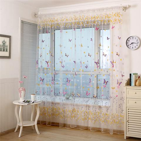▷ Butterfly Curtains | Helping Animals At Ri