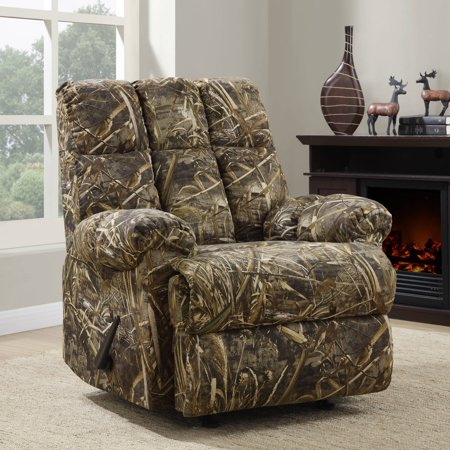Camouflage Recliner