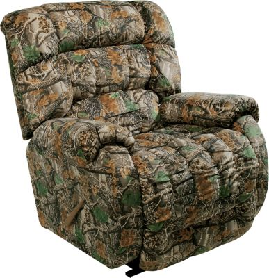 Best Home Furnishings Beast Camouflage Recliner : Cabela