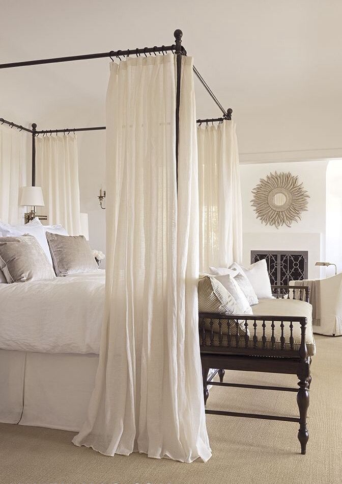 17 Best ideas about Canopy Beds on Pinterest | Bed curtains, Bed .