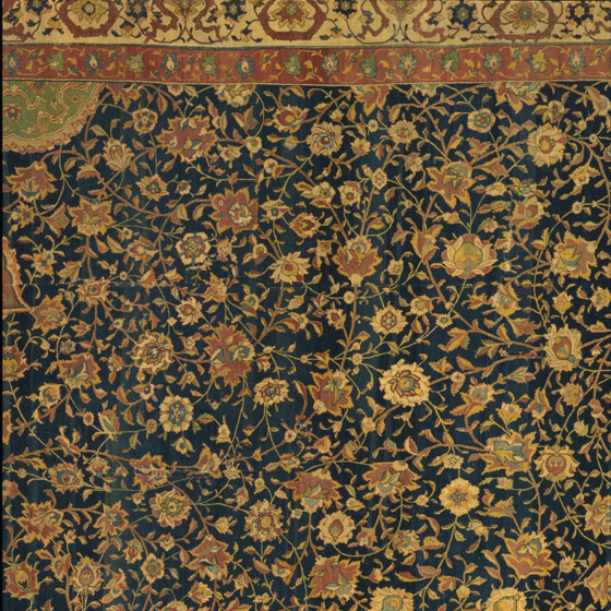 The Design of the Ardabil Carpet - Victoria and Albert Muse