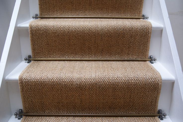 hessian carpet stairs - Google Search   Carpet stairs, Stair .