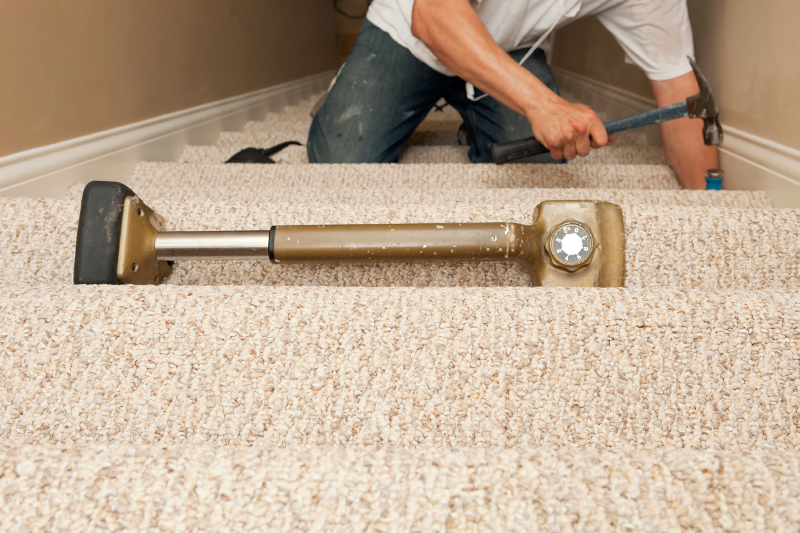 CFI accepting students for five-week accelerated carpet .