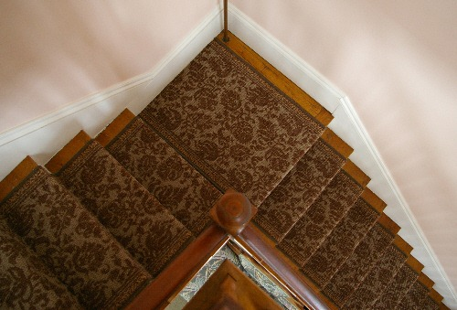 Replacing a Stair Runner — Stonehaven Li
