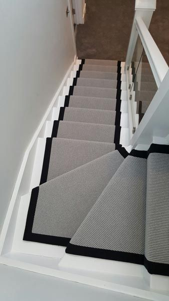 Stairs | Carpet staircase, Modern stairs, Staircase desi