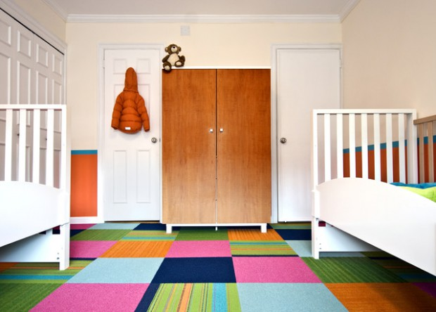 25 Carpet Tile Ideas For Every Room Of Your Hou