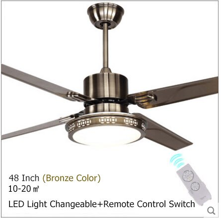 Ceiling Fans With Led Lights And Remote Control | Atcsagacity.c