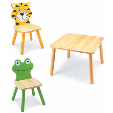 Animal chairs for childr