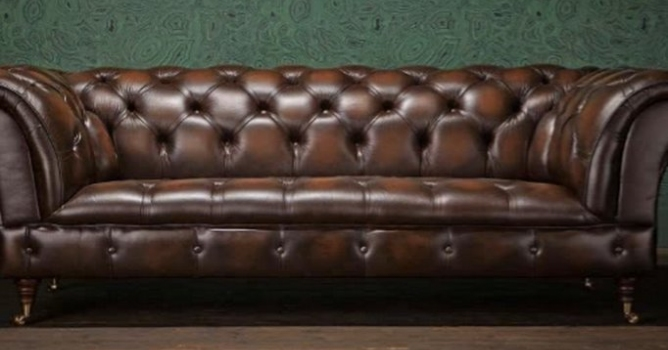 Modeling Chesterfield Furniture in 3ds Max - Evermoti
