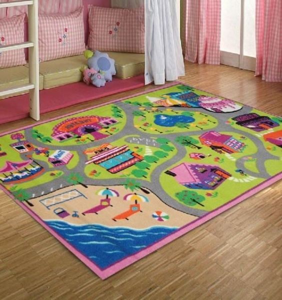 How to Choose Childrens Rugs | Kids area rugs, Kids rugs .