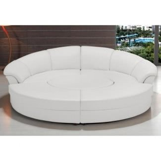 Circular Sectional Couch - Ideas on Fot