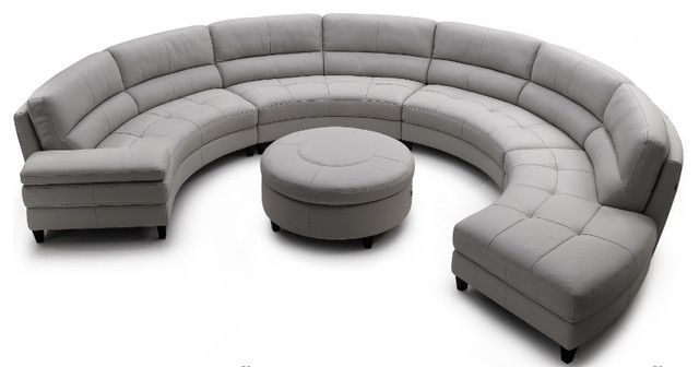 Round Sofa – Great ideas for designing a cozy sitting area | Round .