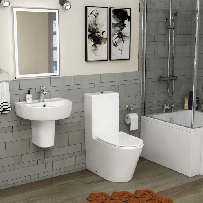 Get A Perfect Cloakroom Suite For Your Bathroom - Zoph