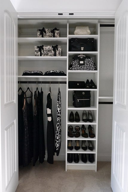 Everything You Need To Know About Walk-In & Reach-In Closets .