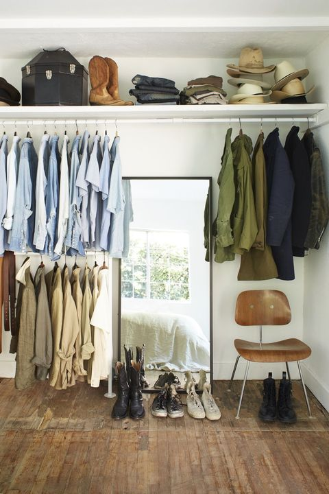 15 Best Small Closet Organization Ideas - Storage Tip for Small .