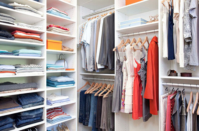 Closet Organization Ideas for a Functional, Uncluttered Space .