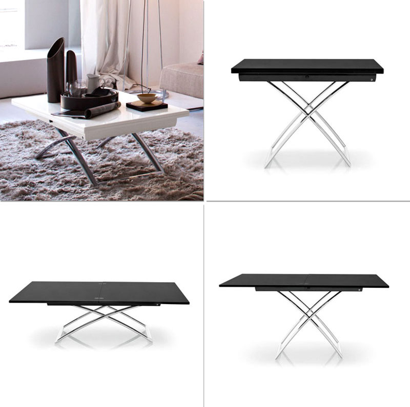 Convertible Tables: Smart and Modern Solutions for Small Spac