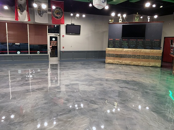 Chicagoland Commercial Epoxy Floor Coatings, Sealers and Grindi