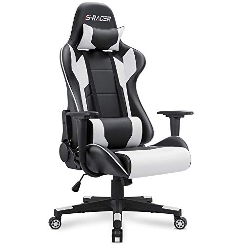 Amazon.com: Homall Gaming Chair Office Chair High Back Computer .