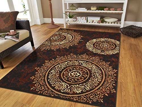 Amazon.com: Large Contemporary Area Rugs 8x11 Modern Living Room .