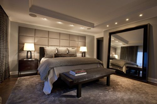 30 Dramatic Bedroom Ideas   Bedroom designs for couples, Modern .