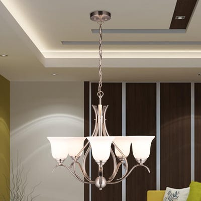Bowl, Modern & Contemporary Chandeliers | Find Great Ceiling .