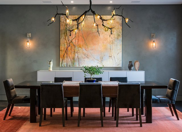 20 Amazing Modern Dining Room Chandelie