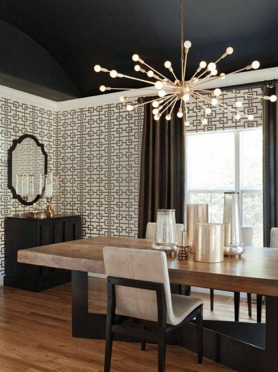 How To Elevate Your Dining Room Decor With Contemporary Lighting .
