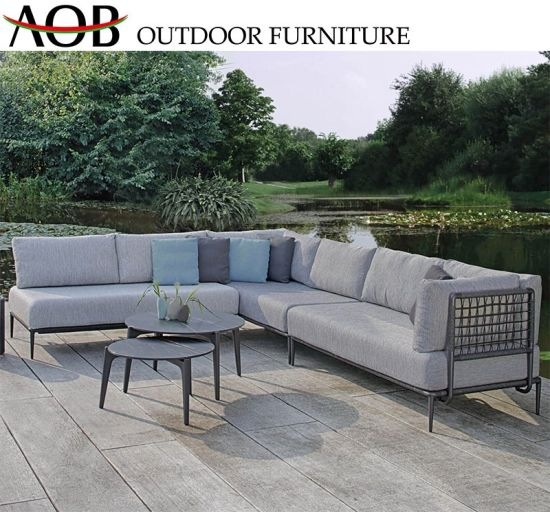 China Agreta Contemporary Outdoor Garden Furniture Powder Coated .