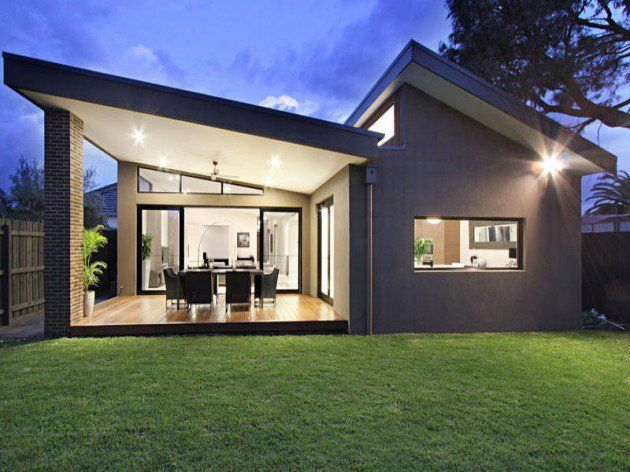 12 Most Amazing Small Contemporary House Designs | Modern small .